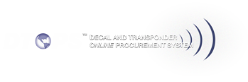 Logo for DTOPS: the Decal and Transponder Online Procurement System